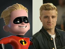 what the cast would look like for the incredibles live action