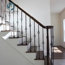 Decorative Iron Railing Panels Interior Wrought Iron Stair Railings Interior Wrought Iron Stair