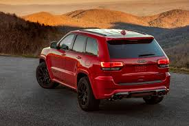 jeep hawk track extreme machine jeep grand cherokee trackhawk the most powerful