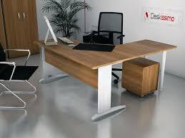 bureau compact bureau avec retour pas cher bureau compact 160 160 cm pas cher