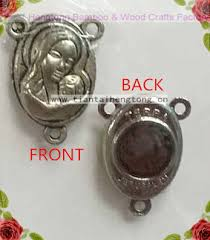 rosary parts 70pcs pack madonna medallion catholic rosary parts rosary