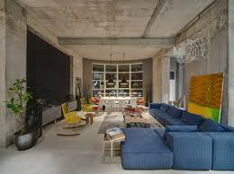 Modern Office Space Ideas A Modern Office Space That Looks Like An Urban Loft