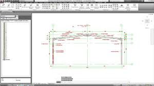 autocad structural detailing general arrangement drawings in 4