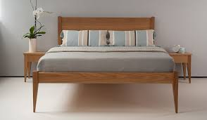 Sheffield Bedroom Furniture The Cochin Is A Contemporary Take On A Classic Bed In Solid Wood