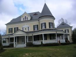 great victorian house with wrap around porch victorian style house