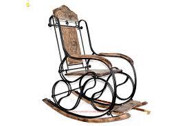 Iron Rocking Patio Chairs Metal Rocking Chairs Concept Home U0026 Interior Design