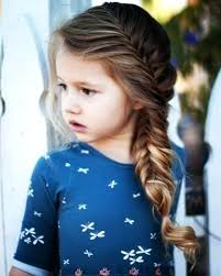 Girls Hairstyles Simple Braids For Kids Cool Hairstyles For Little