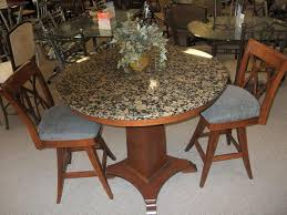 Granite Dining Room Table Granite Top Dining Table Dining Room Furniture Home Design Ideas