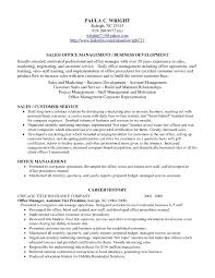 Sales Marketing Resume Sample by Business To Business Sales Resume Sample Free Resume Example And