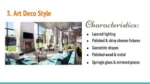 design styles interior design styles