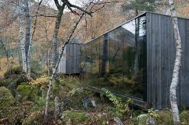 Juvet Landscape Hotel by Minimalist Juvet Landscape Hotel In Norway