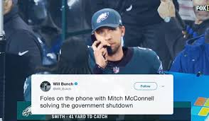 Shutdown Meme - aboutlastnight nick foles becomes twitter s newest meme during