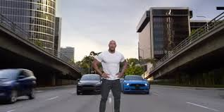 ford commercial actor ad break dwayne johnson u0027s newest ford ad ford authority