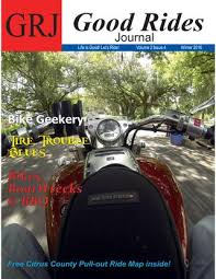 rides journal winter 2016 vol 2 issue 4 by rides journal