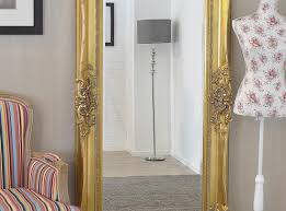 mirror fresh shabby chic living room country chic dining room