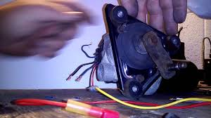 wiper motor wire config youtube
