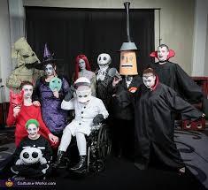 nightmare before costumes