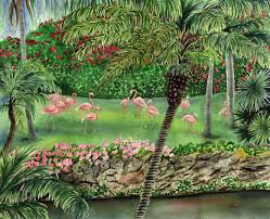 Fairchild Botanical Garden by Fairchild Tropical Botanical Garden Archives Floravita Reverse