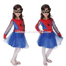Bat Halloween Costume Kids Style Purple Color Party Costume Children Dance