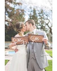 mr and mrs sign for wedding save your pennies deals on mr and mrs sign rustic wedding signs
