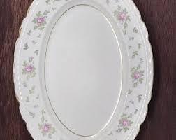 princess china sweet briar princess china sweet briar soup bowls scalloped tru tone