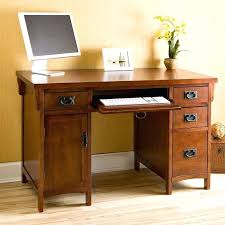 mission computer desk with hutch mission oak computer desk hutch mission style computer desk plans