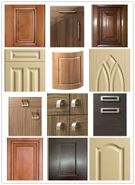 pvc kitchen cabinet doors modern 18mm fancy mdf board vinyl wrapped pvc kitchen cabinet door