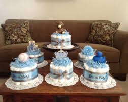 baby shower centerpieces for a boy items similar to baby shower centerpieces 3 tier box pink and
