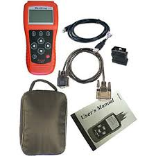maxidiag jp701 engine scanner autel diagnostic tools airbag abs