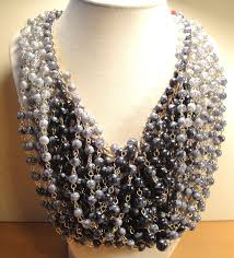 chunky jewelry necklace images Chunky gold statement necklace bib on luulla and necklaces awwake me jpg