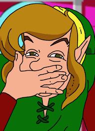 Link Meme - cdi link laughing blank template imgflip