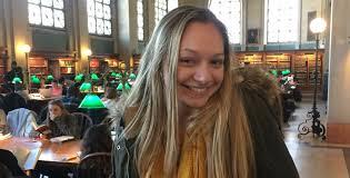 long hair scholarship student wins critical language scholarship news hofstra
