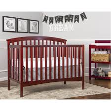 5 In 1 Convertible Crib by Amazon Com Dream On Me Eden 5 In 1 Convertible Cherry
