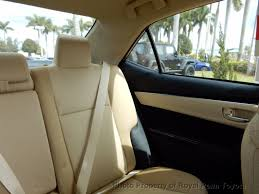 lexus of palm beach 2017 new toyota corolla le cvt automatic at royal palm toyota