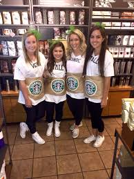 big little reve starbucks costume halloween biglittle