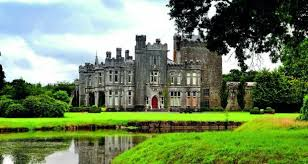 Country Houses Behind The Faces On The Canvas Irish Country Houses U2013 Portraits