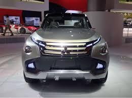 old mitsubishi montero mitsubishi montero plug in hybrid coming to u s truck trend