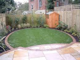back garden landscaping ideas best ideas about kid friendly