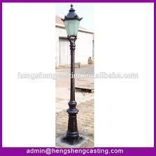 cast iron lighting columns botou hengsheng cast iron decorative columns concrete columns mold