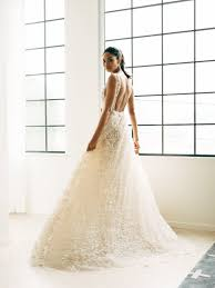 wedding dresses gown inside chanel iman s wedding dress fitting before she walked