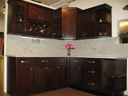 kitchen cabinet displays shaker style cabinets espresso roselawnlutheran