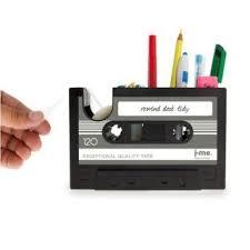 Dstockage Papeterie Pot à Crayon De Bureau Créatif Récipient De Stockage Conteneur
