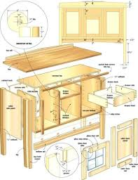 dresser wood dresser plans free woodworking plans dresser draw
