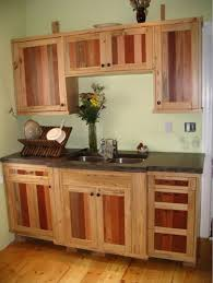 Outside Kitchen Cabinets Kitchen Cabinets Reclaimed Ash Tropical Hardwood Pallets Build