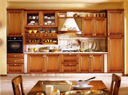 kitchen furnitur wood in generating modern furniture kitchen cabinets interior