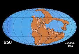 animation continental drift