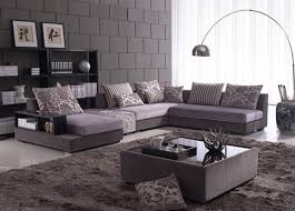 Modern Sectional Sofas - Fabric modern sofa