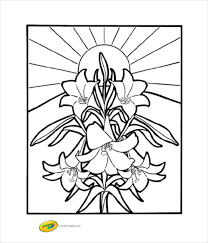 easter colouring page u2013 26 free pdf documents download free