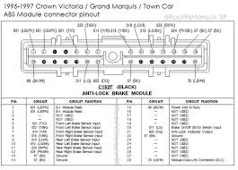 lincoln town car wiring diagram lincoln free wiring diagrams