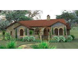 southwestern home plans home plan homepw74295 1749 square foot 3 bedroom 2 bathroom